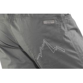 La Sportiva M's Levanto Shorts Carbon